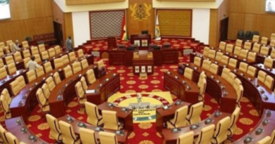 Parliament Approves US$10.24 Million Tax Waivers On Assin Fosu Road Project
