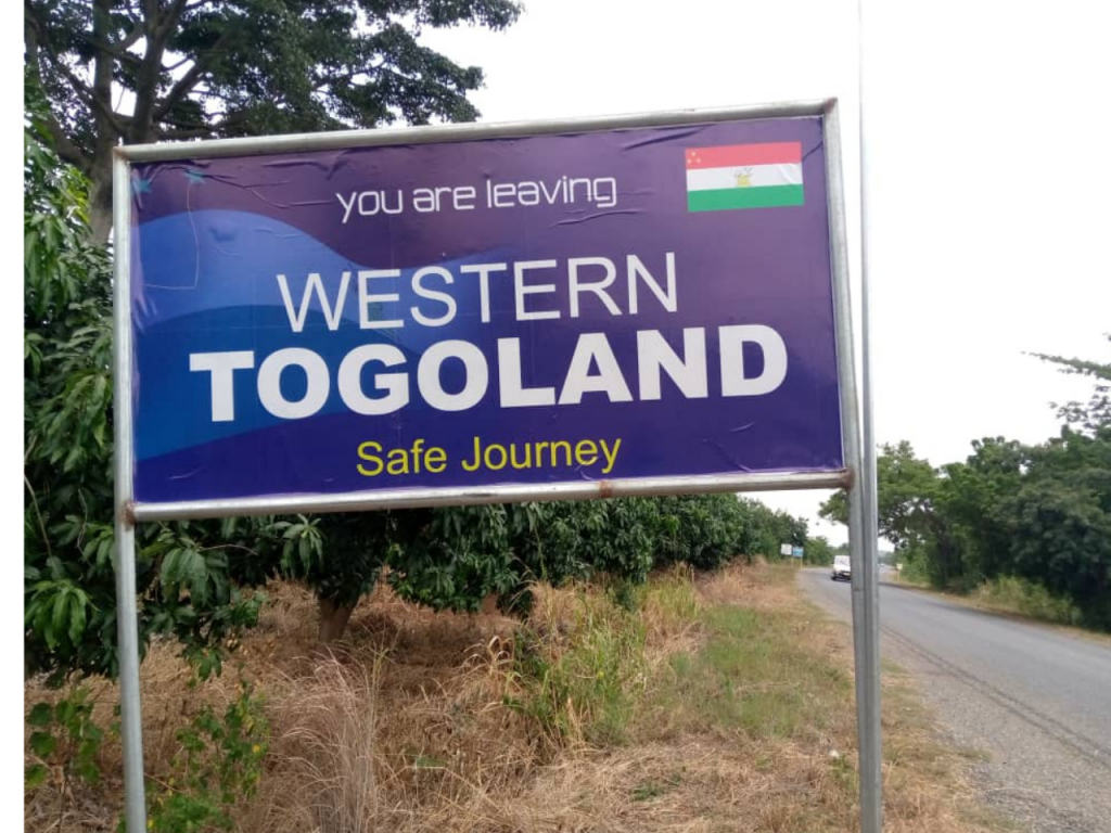 New Twist To Western Togoland Secessionists' Case