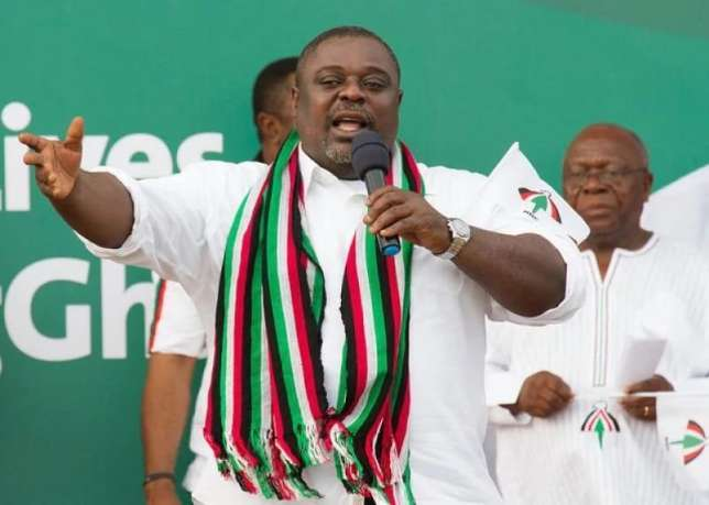 NDC Suspends Koku Anyidoho