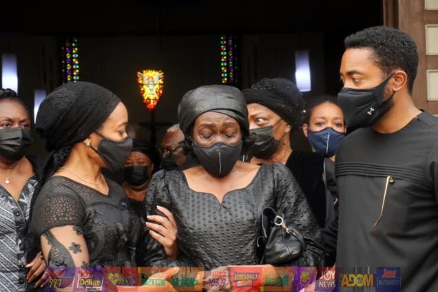 I Learnt To Understand How To Be Streetwise When I Met Rawlings – Nana Konadu Agyeman-Rawlings