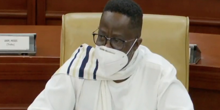 I Retract Death Threats 'Jokingly' Made Against NDC MPs – Amewu