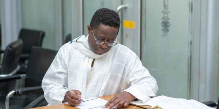 I Would've Won Hohoe With Higher Margin If SALL Residents Had Voted – Amewu