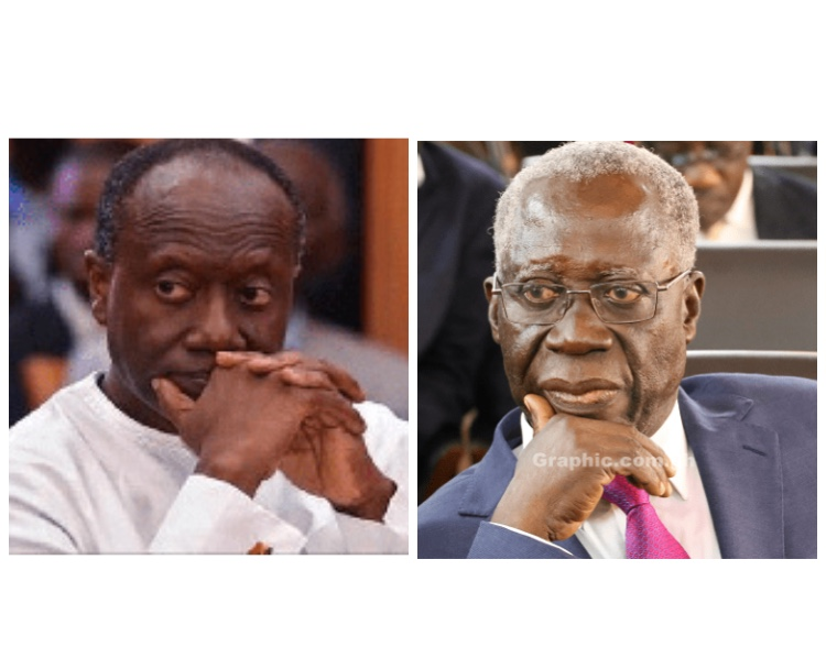 WHEN IT WAS KEN AND OSAFO-MAAFO, OUR CSOs CRUCIFIED THEM, BUT WHEN IT IS ALABI, THEY ARE SILENT