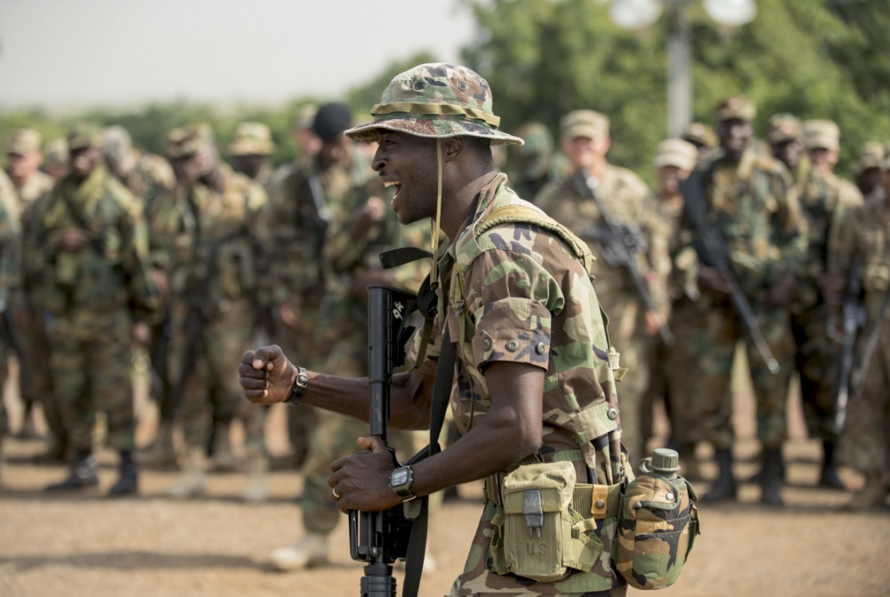 ARMED FORCES TO CLEAR ALL GALAMSEY SITES