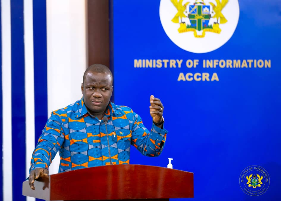 Operation Stop Galamsey In Water Bodies – Gov't Briefs Media