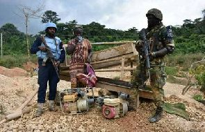 Fighting Galamsey; LAST CHANCE TO REDEEM IMAGE – Soldiers Told