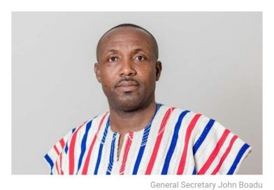 JOHN BOADU DENIES ANY DIRECT OR INDIRECT CONNECTION WITH MINING ACTIVITIES IN THE COUNTRY