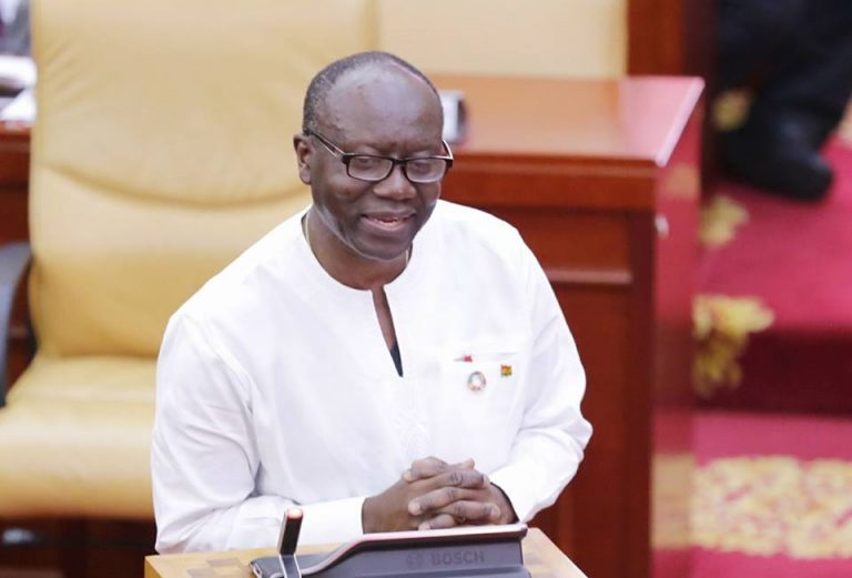 Ghana's public debt stands at 77.1 per cent of GDP