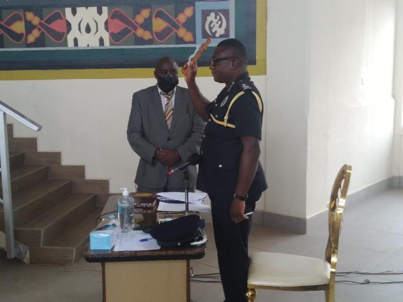 We Didn't Anticipate Escalation Of Ejura Protest – Deputy Regional Police Commander