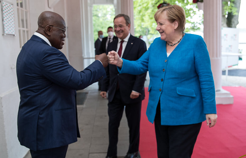 We're building prosperous, dynamic nation – Akufo-Addo assures in Germany