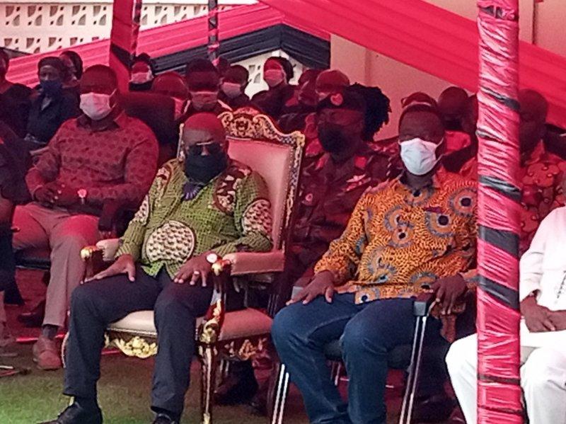 President Akufo-Addo earns chieftaincy title in Bono Region