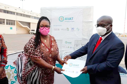 Govt receives 177,600 doses of Johnson and Johnson COVID-19 vaccine