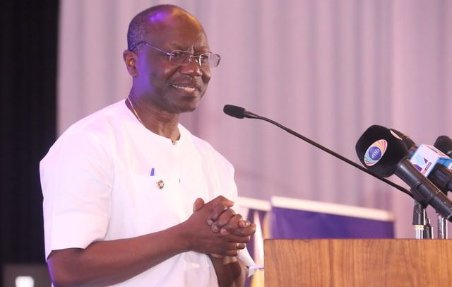 Ghana Grabs $1billion From IMF For Post-COVID Economic Recovery