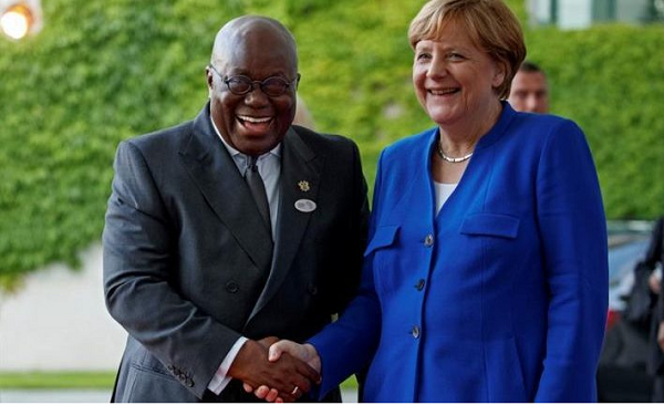 President begins 7-day visit to Germany