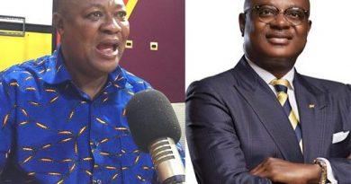 Kojo Bonsu Courts Support For Sam Pyne