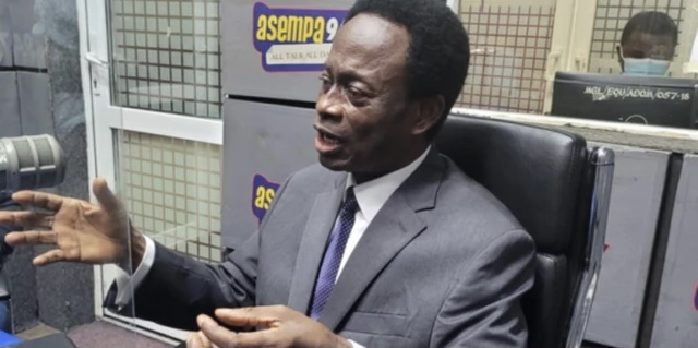 I always pray for forgiveness for National Cathedral critics – Chairman of Board of Trustees