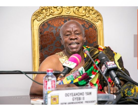 """""""New Regions Improving Local Economy, Infrastructural Development"""" – House Of Chiefs President"""