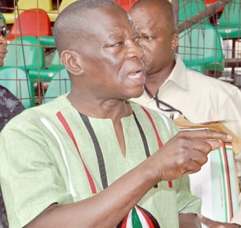 I Support Dr. Kwabena Duffour As Presidential Candidate For NDC In 2024 ~ Boateng Gyan