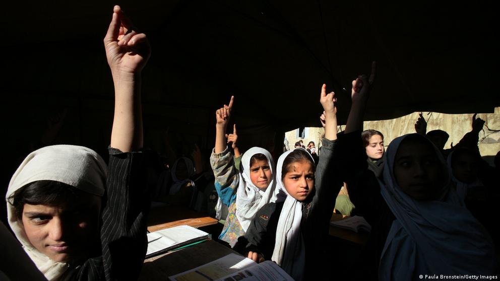 Afghanistan: Taliban announce new rules for women and girls' education