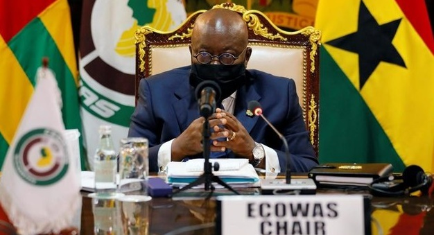 Akufo-Addo to hold virtual emergency ECOWAS meeting today over Guinea coup