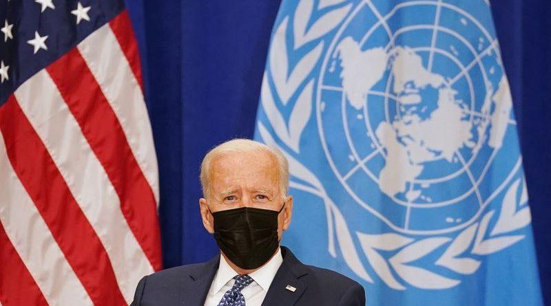 At U.N., Biden promises 'relentless diplomacy,' defense of democracy