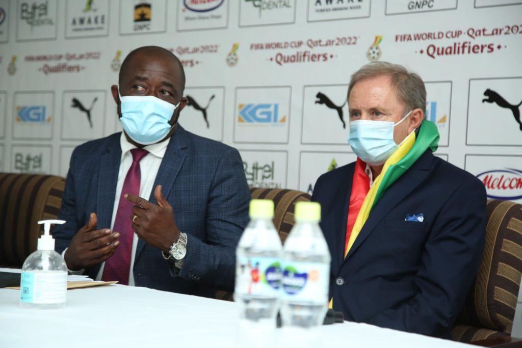 Milovan Rajevac is the right man for the Black Stars job – Ghana FA President Kurt Okraku