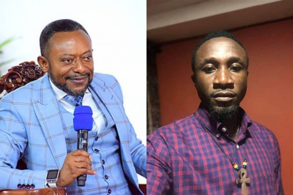 """""""Never Condemn The Devil If You Don't Want To Be Condemned""""-Avram Ben Moshe Slams Rev. Owusu Bempah"""