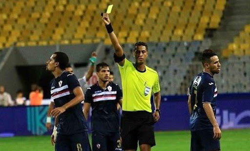 Egyptian Referee Mohammed Amin Takes Charge Of Zimbabwe Vs. Ghana Face-Off