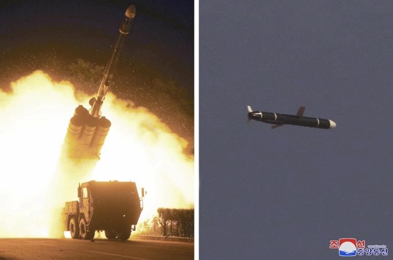 North Korea says it tested 'strategic' long-range cruise missile