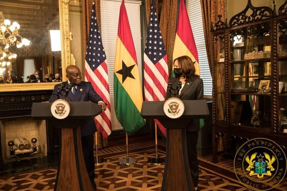 GHANA TO RECEIVE 1.3 MILLION PFIZER VACCINES FROM THE UNITED STATES GOVERNMENT