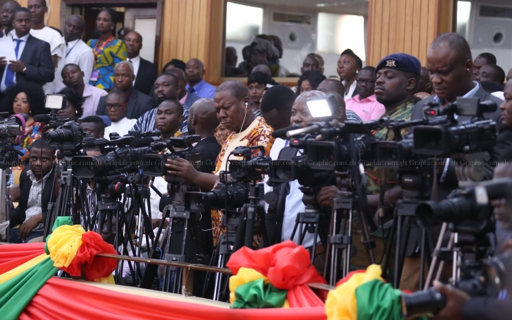 MEDIA ONSLAUGHT ON GOVT WORRYING