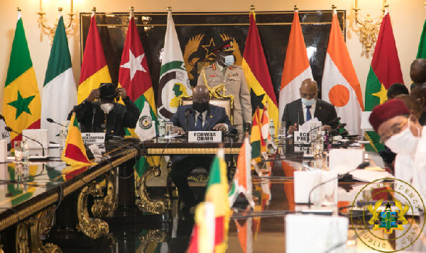 Guinea Coup: Return the country to constitutional rule – ECOWAS directs military