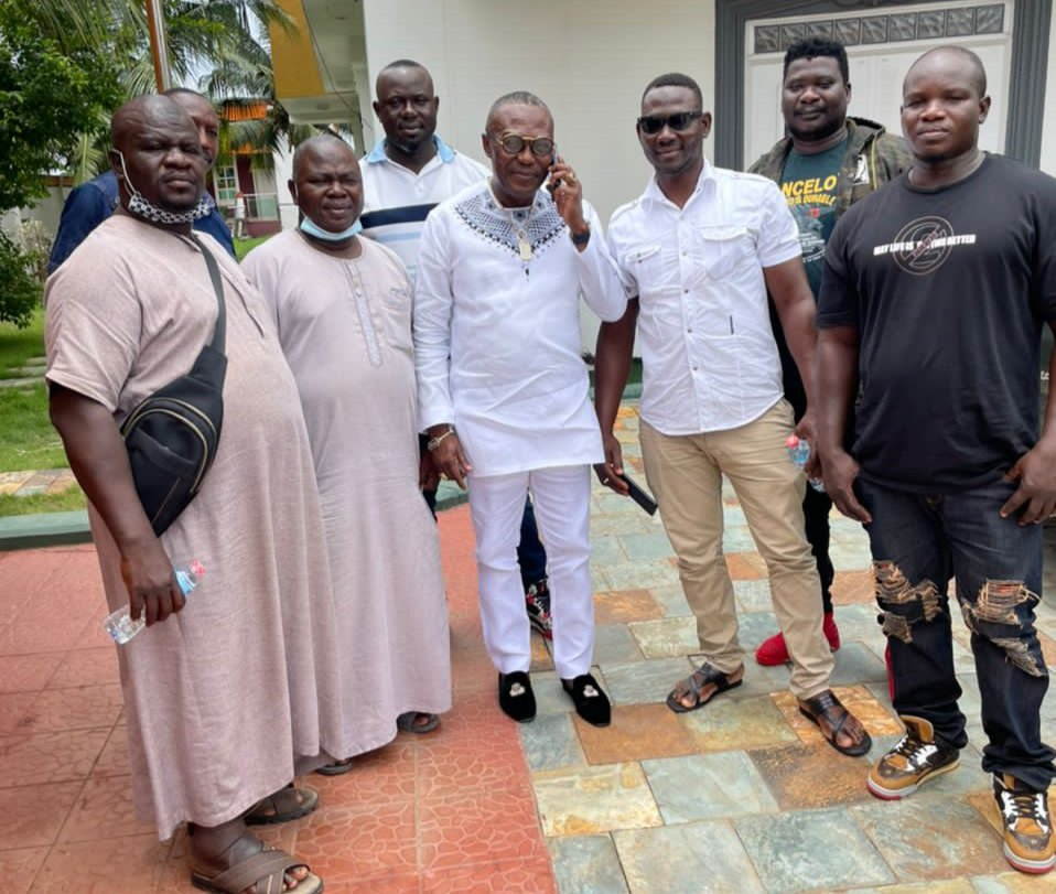 AshantiGold appoint experienced administrator Albert Yahaya Commey as Deputy CEO and Sporting Director