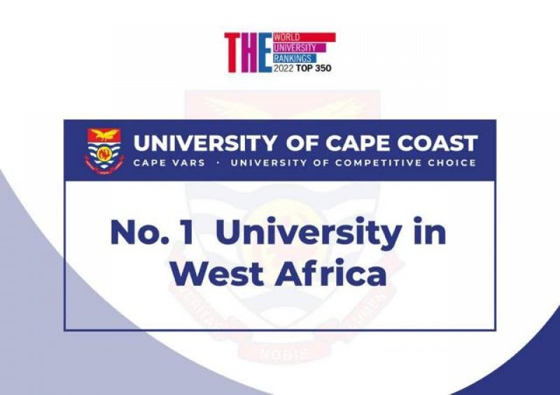 UCC ranked among top global universities with high research influence