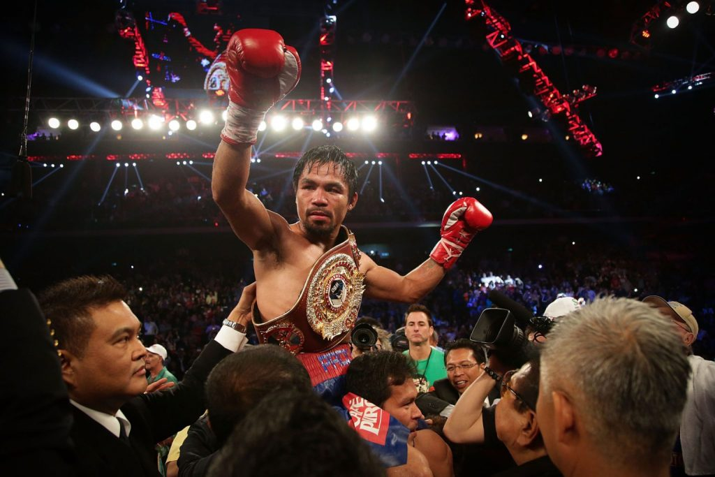 Manny Pacquiao Announces Retirement From Boxing
