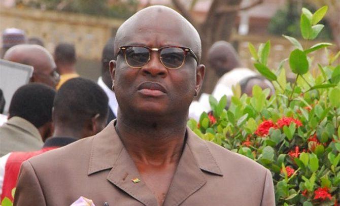 Kojo Bonsu To Contest Mahama For 2024