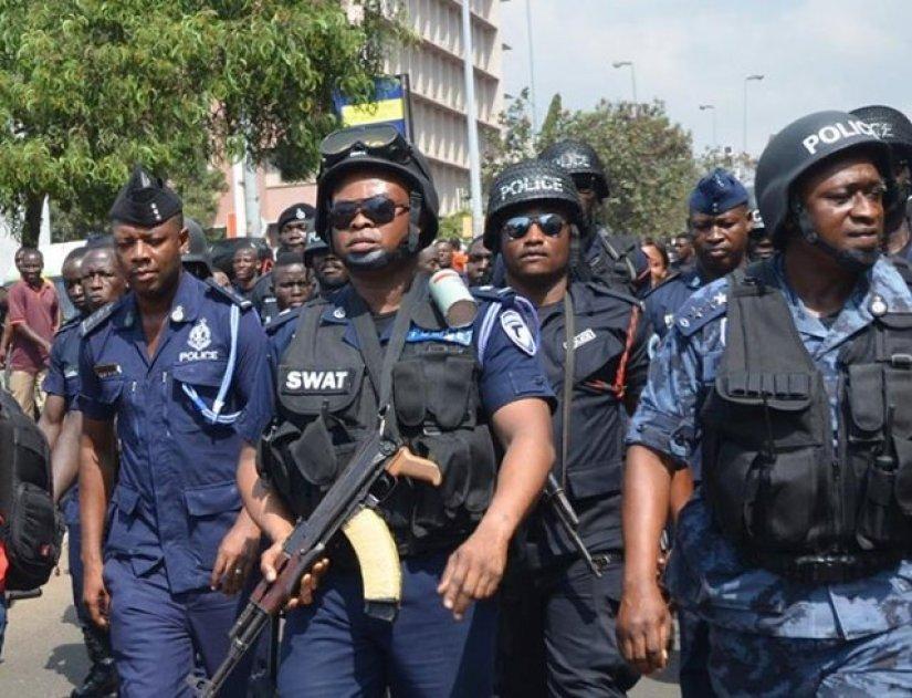 Combating Crime:  Go Go Police